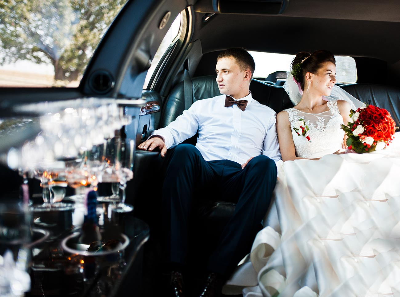 LI Top Wedding Limo Service